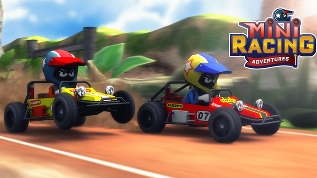 Image result for Mini Racing Adventures