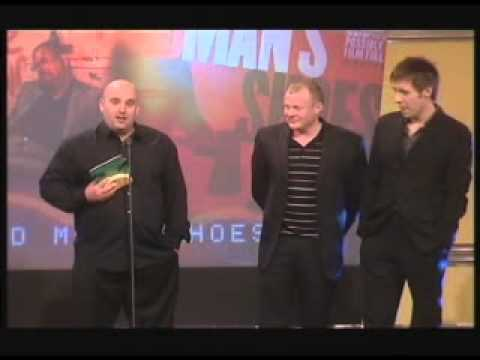 Dead Man's Shoes - Shane Meadows award acceptance