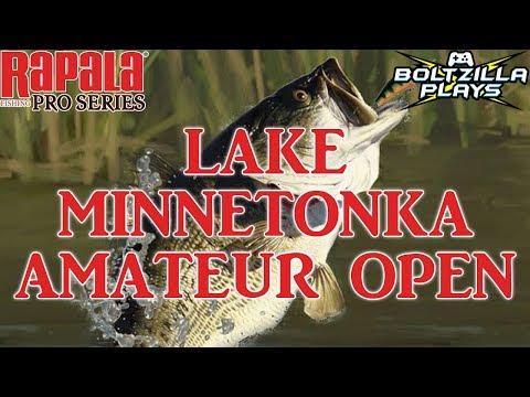 Rapala Fishing Pro Series: Lake Minnetonka Amateur Open
