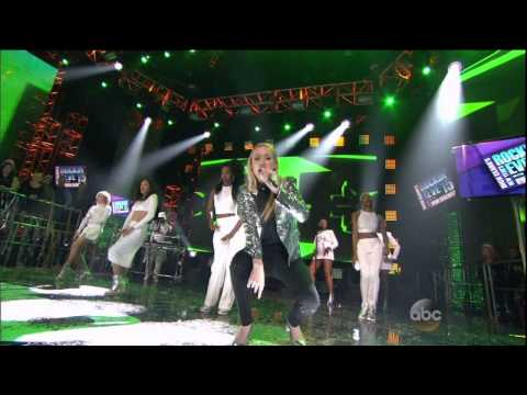 Iggy Azalea - Beg For It (Live @ Dick Clark's New Year's Rockin' Eve 2015)  (720p)