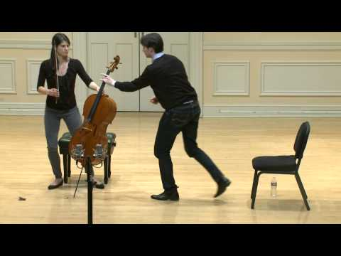 Cello Master Class with Daniel Müller-Schott