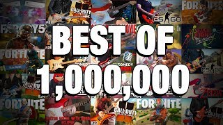 1,000,000 SUBSCRIBERS!! (Best of TheDooo All Time)