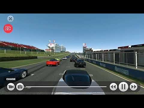 Permainan Real Racing 3 (Corvette ZR1)