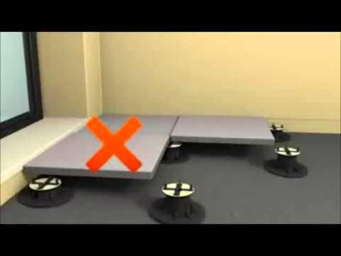 Pavimenti flottanti tb youtube