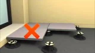 Pavimenti flottanti TB