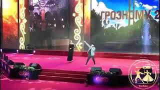 Тимати и Анастасия Решетова посетили Грозный в честь 200-летия города