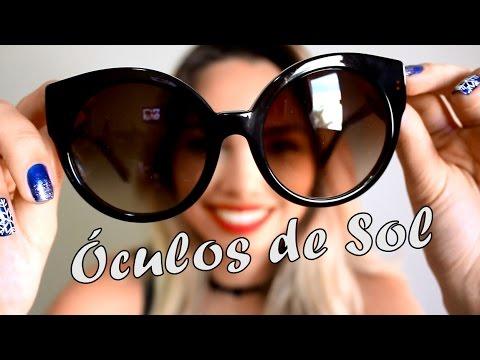 e56b4b81f08a5 ÓCULOS DE SOL - COMO ESCOLHER  MINHAS ESCOLHAS FUJIOKA - YouTube