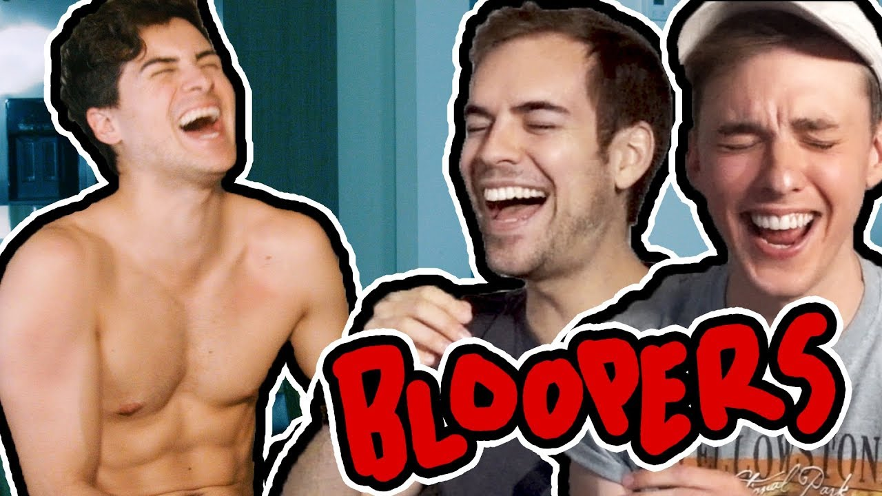 The King of YouTube BLOOPERS!