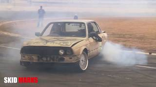Insane drifting by SA teen sensation Austin