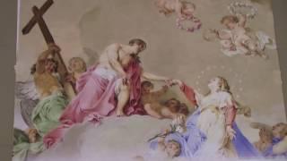 видео Опыт создания фрески