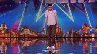 Illusionist Leaves Simon Cowell Speechless on Britain's Got Talent | Got Talent Global