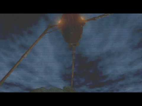 War of the Worlds game - Human Intro