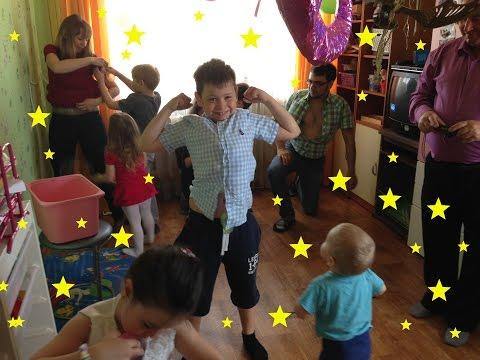 День Рождения Данила\Как провести детский праздник дома?