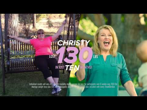 Christy lost 130 lbs Just by Walking on the Bowflex TreadClimber