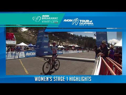 Women's Race Stage 1 Highlight presented by Breakaway from Heart Disease