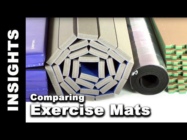 Types Of Athletic Foam Flooring