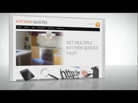Kitchen Quotes | Search, Select & Send | Australia Wide