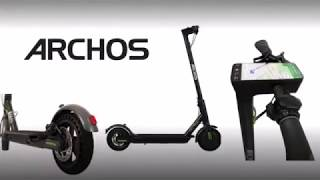 [HOT NEWS] Archos Citee Connect world's first Android powered electric scooter announced