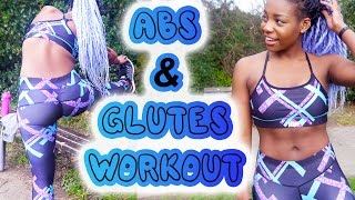 ABS & GLUTES WORKOUT | Scola Dondo