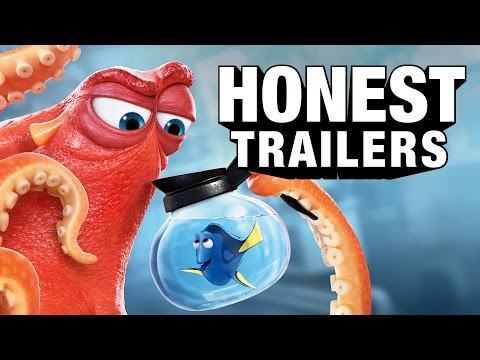 Honest Trailers - Finding Dory