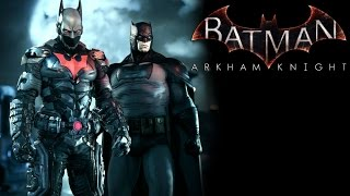 Batman Arkham Knight All Skins Premium Edition PC Version