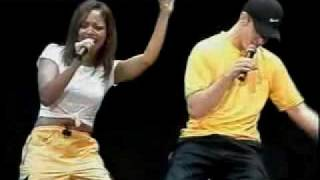 Shanice ft. Justin Timberlake  Live in  Concert (Official Video Music) HD