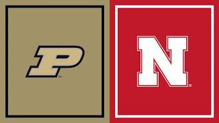Nebraska At Purdue   B1G Football   First Half Highlights