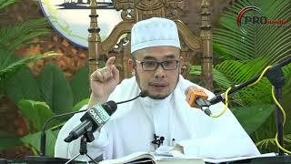 Dr maza Menjawab Tuduhan Asiah Jalil Terhadap Nabi