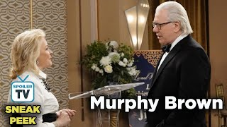 Murphy Brown 11x07 Sneak Peek 5 A Lifetime of Achievement