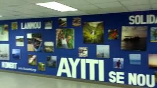 Port au Prince Haiti - Inside Toussaint L