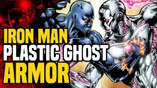 Iron Man Plastic Ghost Armor: Designed To Hunt The Black Panther