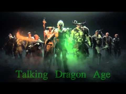 Talking Dragon Age: Solas (Fan Theory)