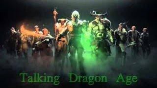 Talking dragon age: solas (fan theory)
