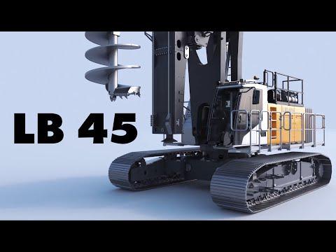 Liebherr  LB 45