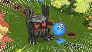 MONSTROS ÉPICOS!! CABEÇA DURA E SABUGO PELUDO!! (QUE LOUCO) - My Singing Monsters #200