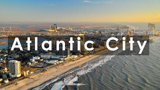 10 Best Tourist attractions in Atlantic City, New Jersey USA