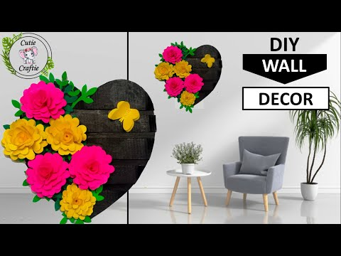 diy-paper-craft-|-wall-decor-|-flower-decor-|-craft-ideas-for-home-decor-|