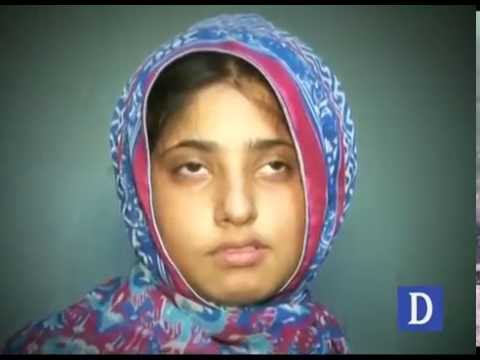100 operations of  a girl in lahore - Watch video