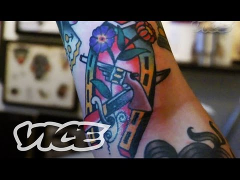 Tattoo Age: Dan Santoro (Part 1/3)