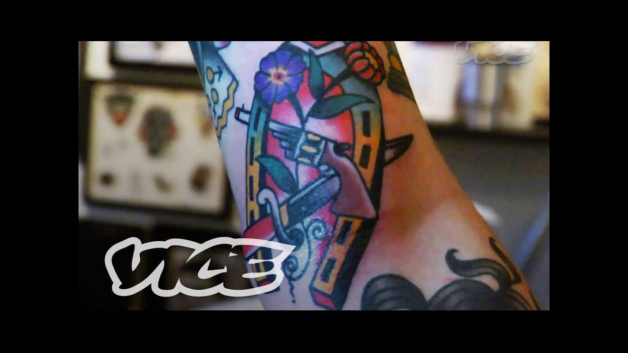 tattoo age dan santoro part 1 3 youtube. Black Bedroom Furniture Sets. Home Design Ideas