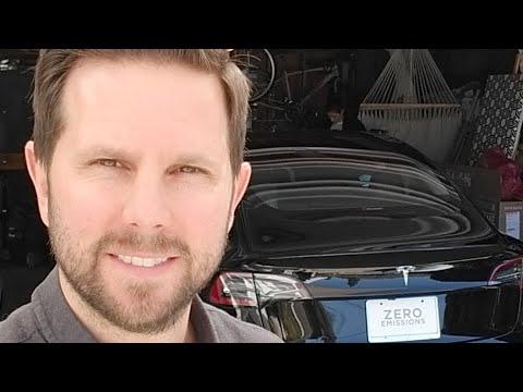 LIVE Q&A with a Tesla Model 3!