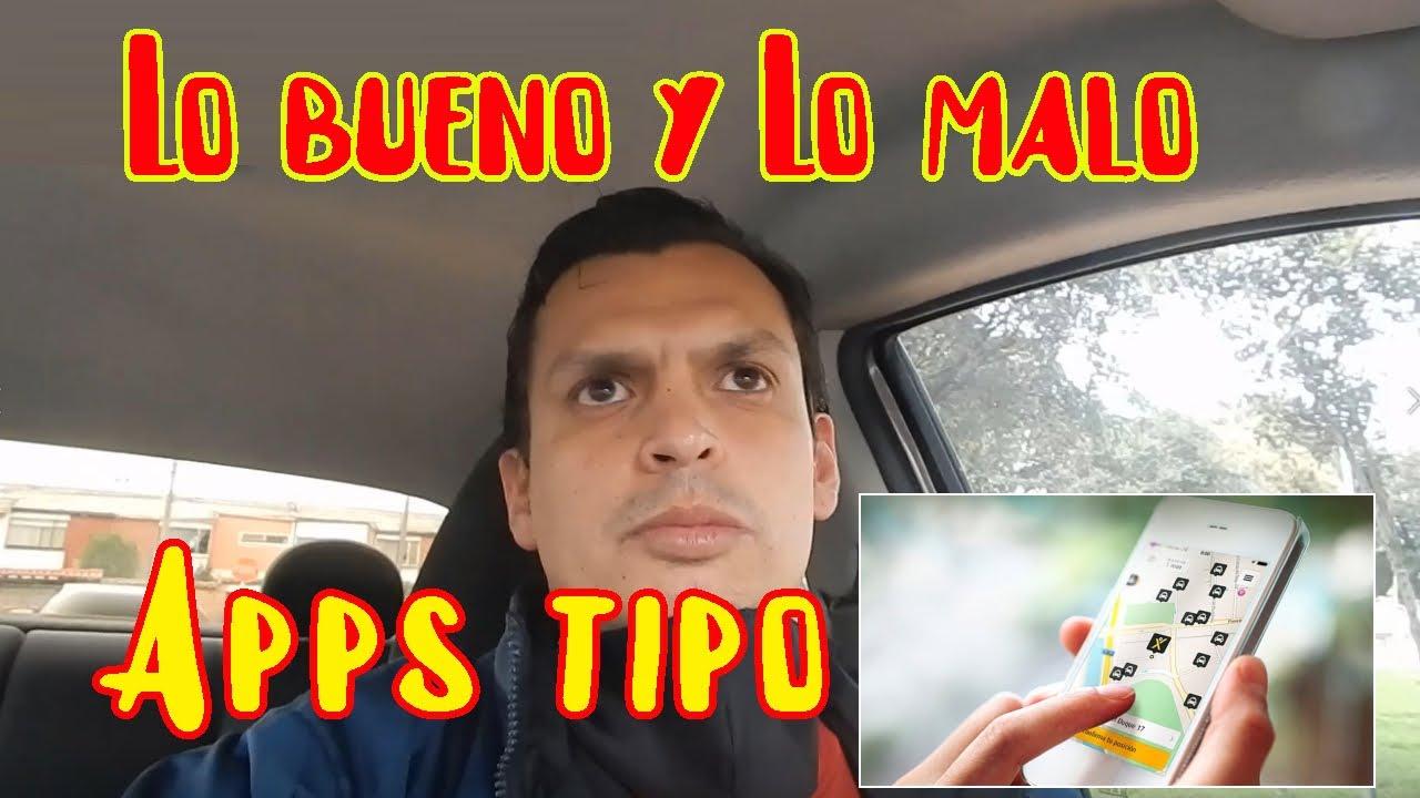 Lo BUENO y lo MALO de TRABAJAR en APLICACIONES tipo UBER
