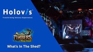 Mystic Timbers – What's in the Shed?