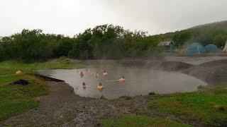 видео Экскурсия на Вилючинские горячие источники
