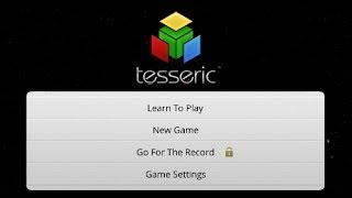 Android Puzzle Game Tesseric App Review and Demo