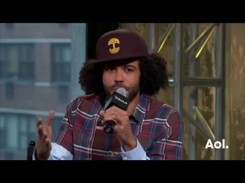 Daveed Diggs on Hamilton the Musical Student Matinees | AOL BUILD