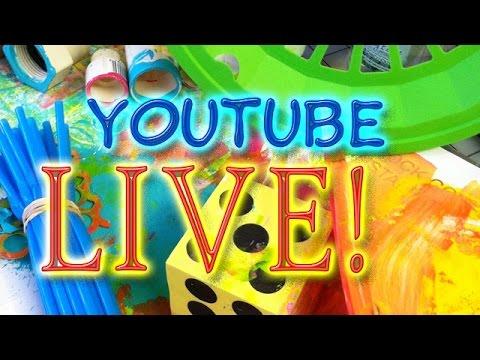 YouTube Live!   Announcment! #secretproject Reveal!