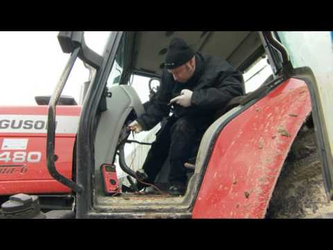 A New Gadget To Stop Tractor And Quad Bike Theft