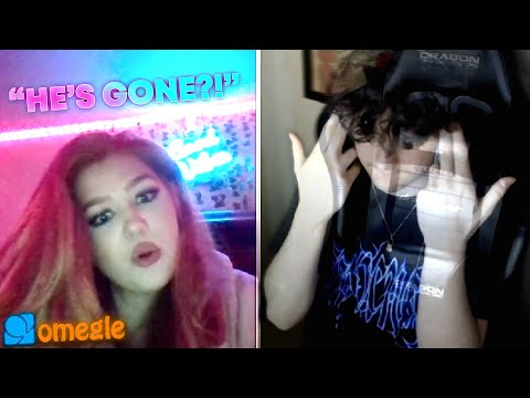 Telling people their LOCATION and DISAPPEARING on OMEGLE 3!