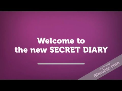 Secret Diary - Game for Android